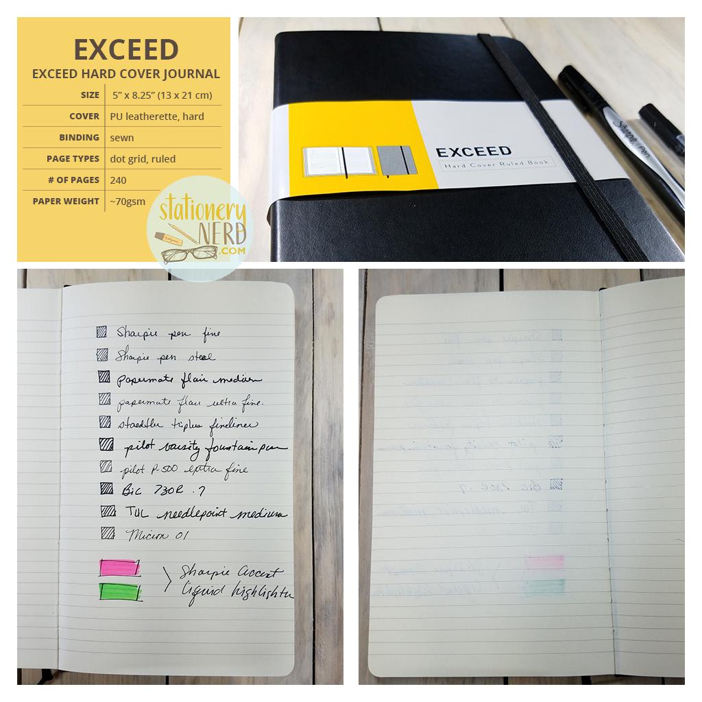 StationeryNerd_Exceed Journal Review