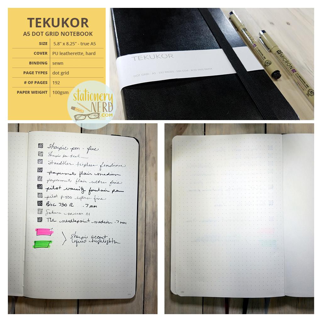 StationeryNerd_Tekukor Journal Review