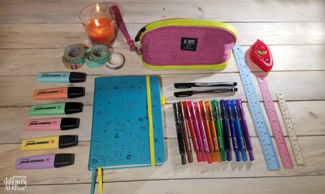 Beginner Bullet Journal Gift Set