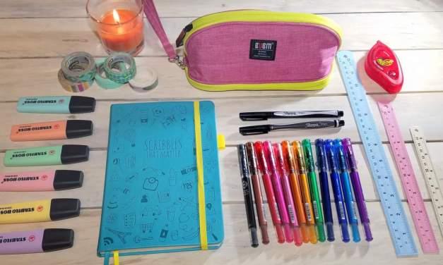 Bullet Journal Gift Wish List
