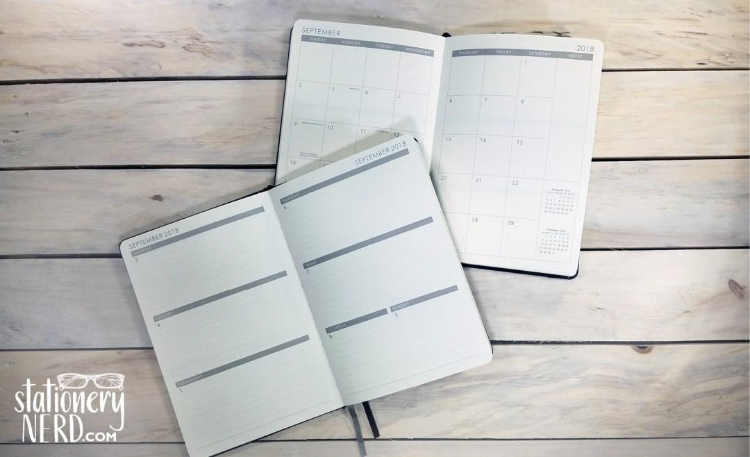 Lemome 2018 Planner