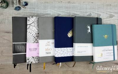 The Ultimate Comparison of 160gsm Bullet Journal Notebooks