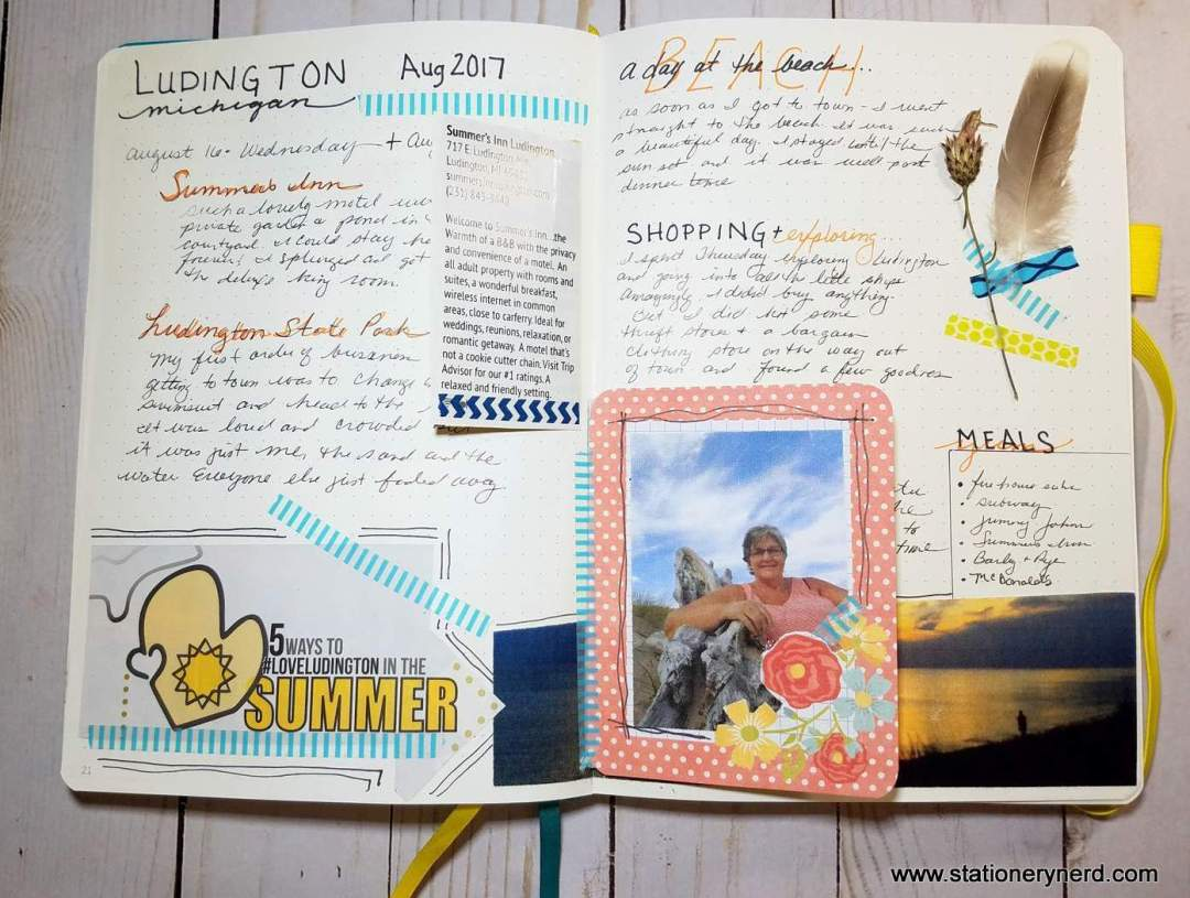 Scribbles that Matter as a travel journal