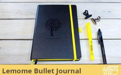 Lemome Bullet Journal