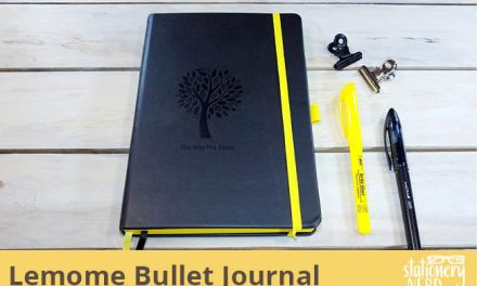 Lemome Bullet Journal
