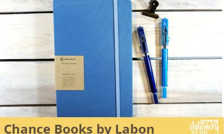 Chance Book by Labon Notebook