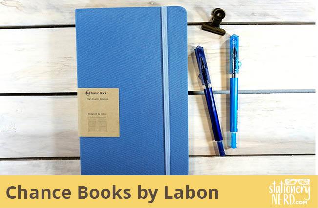 Chance Book by Labon Notebook