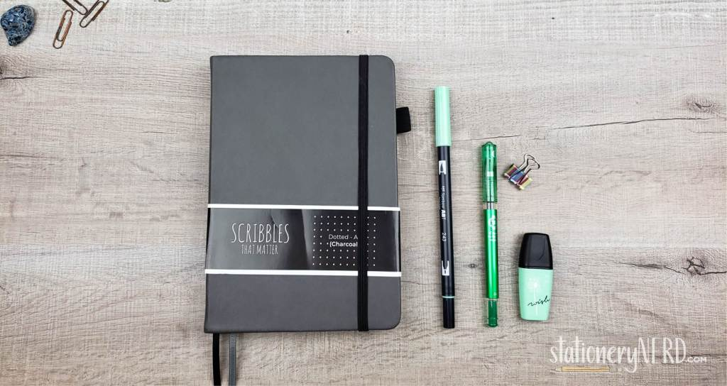 Scribbles That Matter 160gsm notebook review