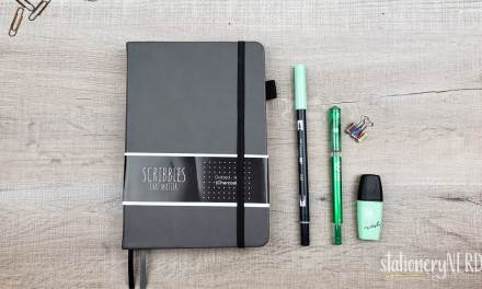 Scribbles That Matter 160gsm Journal Review
