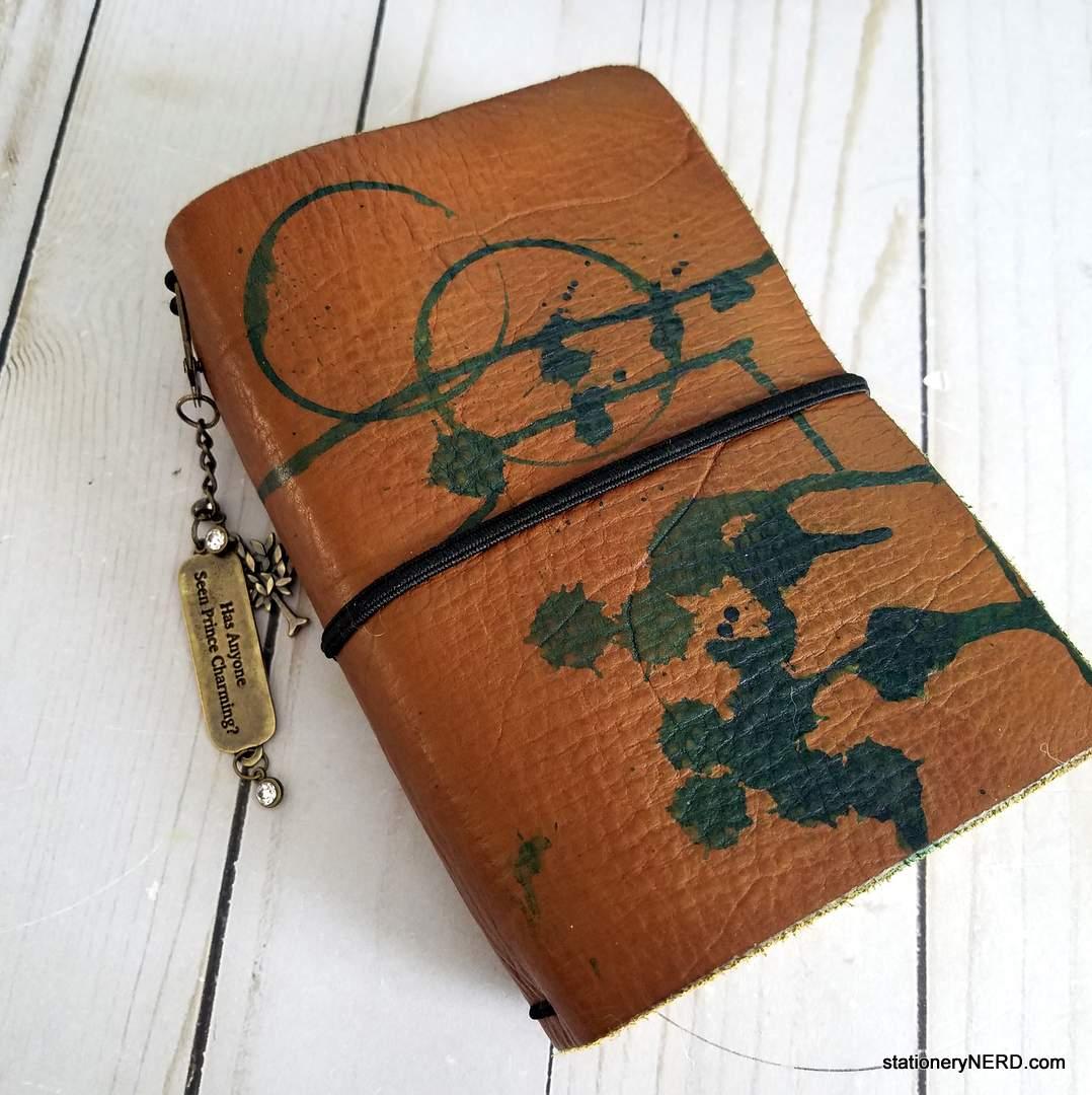 Homemade Traveler's Notebook