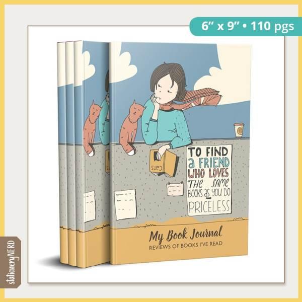 Book Journal - Find a Friend