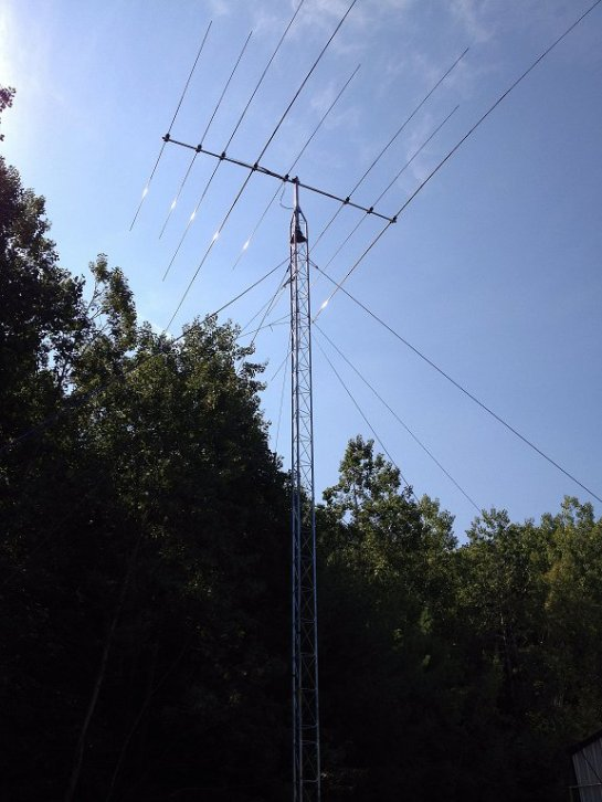W1A Antenna Complements of WRTC 2014