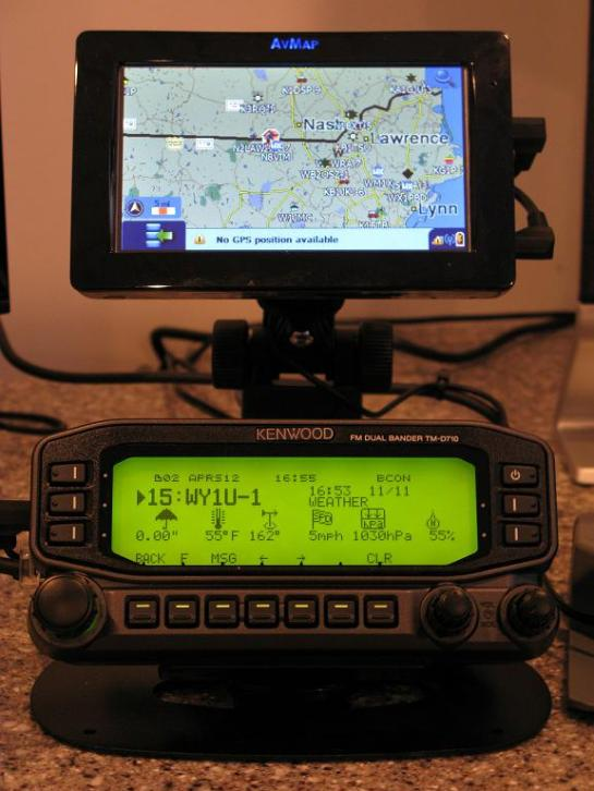APRS Weather Station