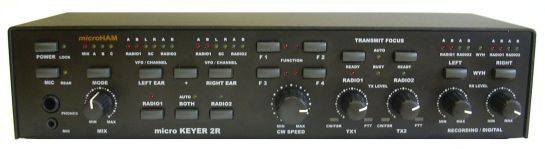 microHAM MK2R+ SO2R Interface