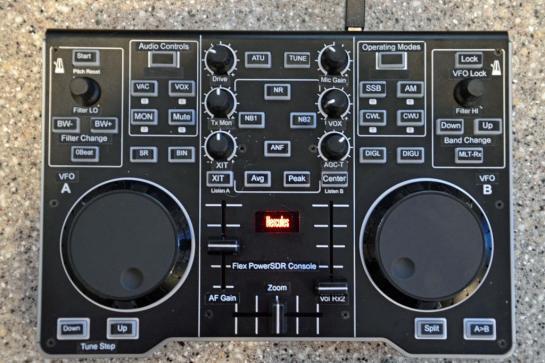 Flex-3000 Operation Via DJ Console