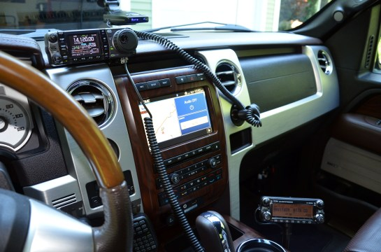 Mobile Installation In Ford F-150
