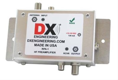 DXE Receive Preamp