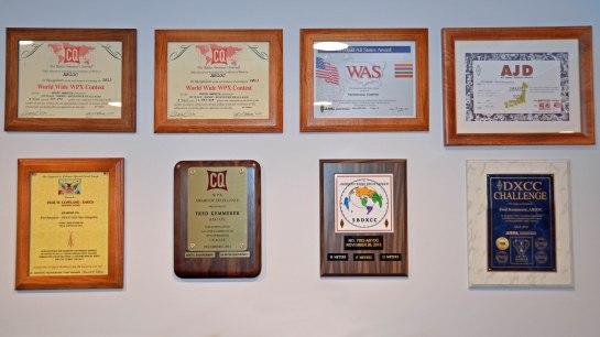 AB1OC Operating Awards