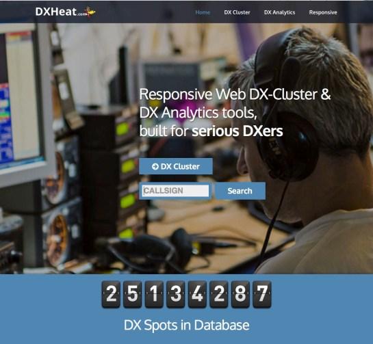 DXHeat Website
