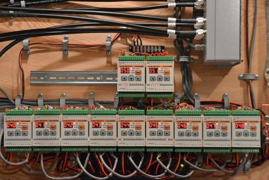 Antenna Matrix And Receive Antenna Control