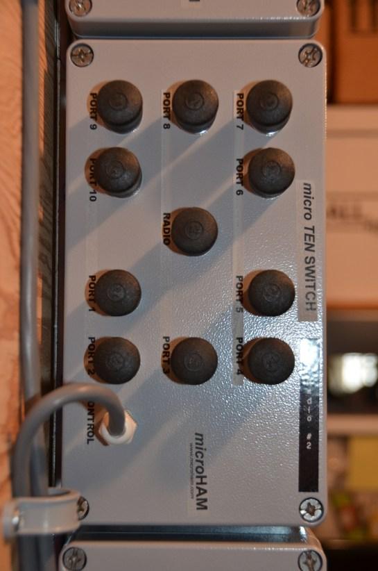 microHAM Ten Switch