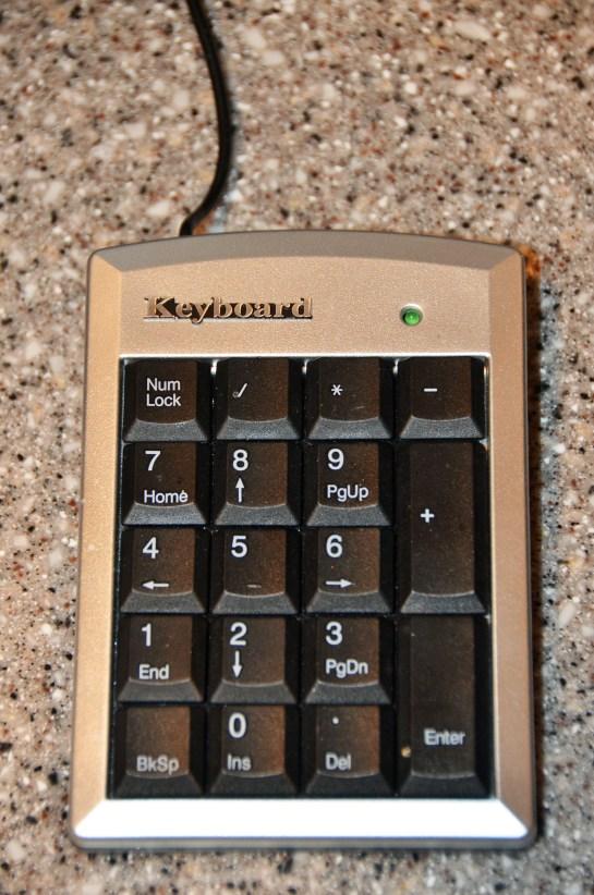 Station Master Deluxe Keypad