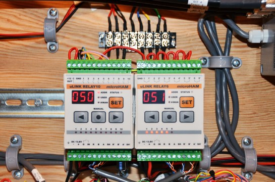 Receive Array Control And Sequencer