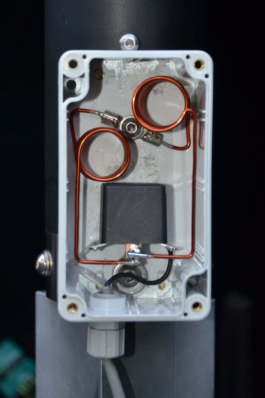 Antenna Shut Coil Switching Unit