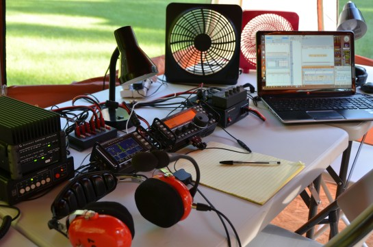 Field Data SSB Station Test