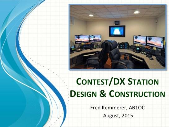 Station Building Presentation