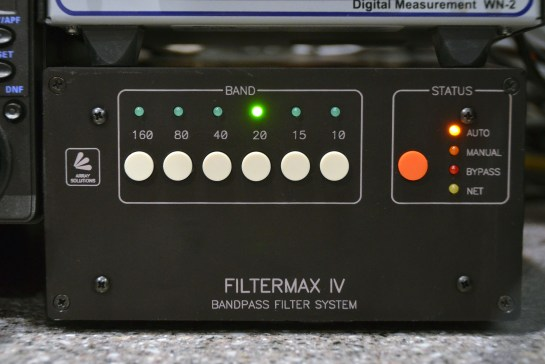 FilterMax IV Automated Band Pass Filter