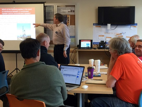 Teaching Amateur Radio License Classes