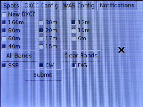 dxcc-config-screen