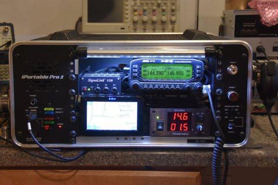 Completed VHF/UHF GoKit