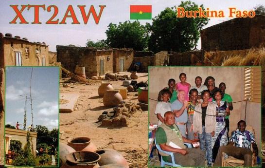 12m DX - XT2AW Burkina Faso