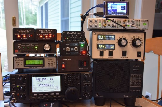 Satellite 3.0 Station Control Details