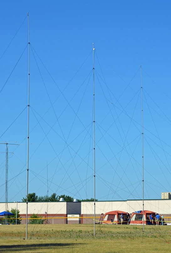40m V-Beam Antenna