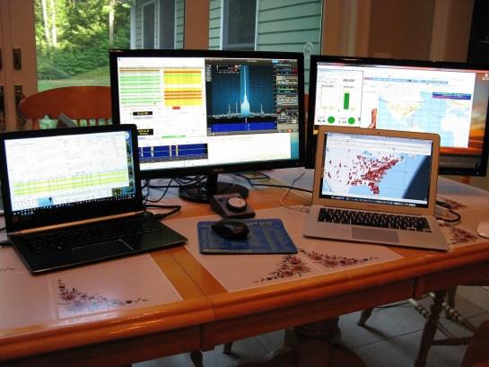 FT8 Digital Remote Setup