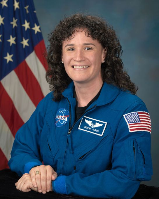 Serena M. Aunon - NASA Astronaut