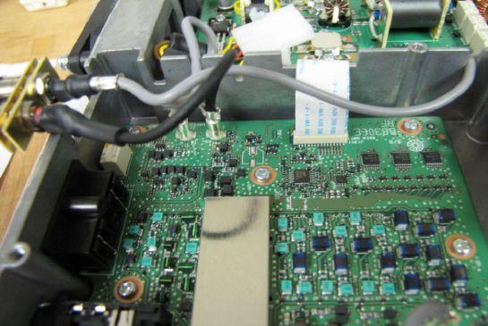 INRAD Rx Antenna Mod Installation