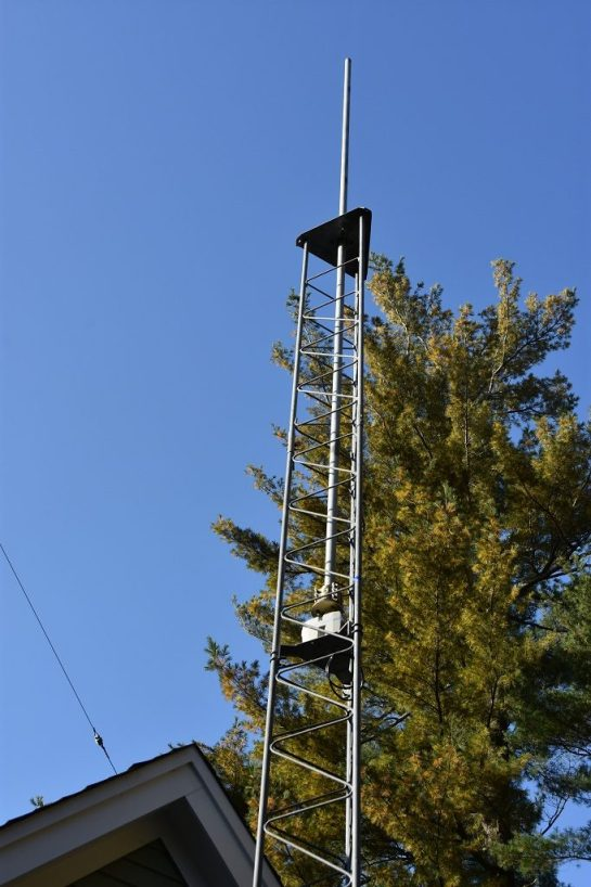 Rotator and Mast