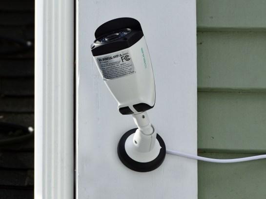 Installed IP Camera
