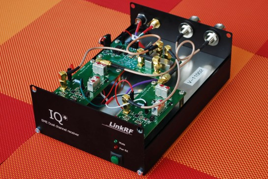 LinkRF IQ+ Dual Polarity Receive System