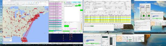 Monitoring the 6m Band at AB1OC