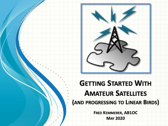 Get Started with Amateur Satellites