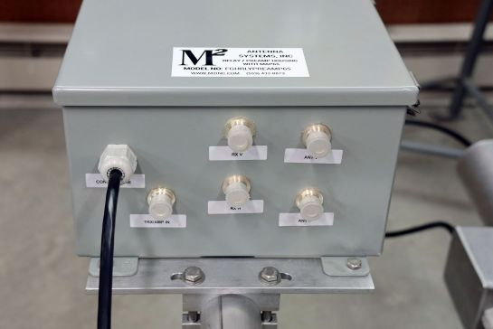 MAP65 EME Preamp Housing Connections