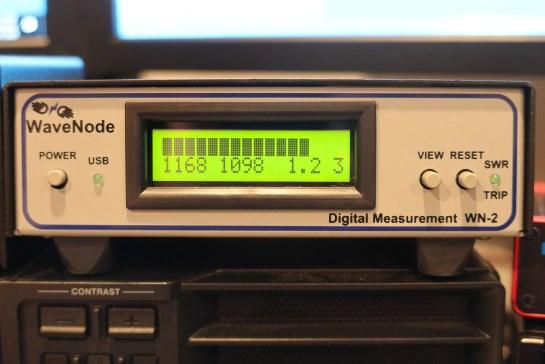 WaveNode WN-2 Wattmeter