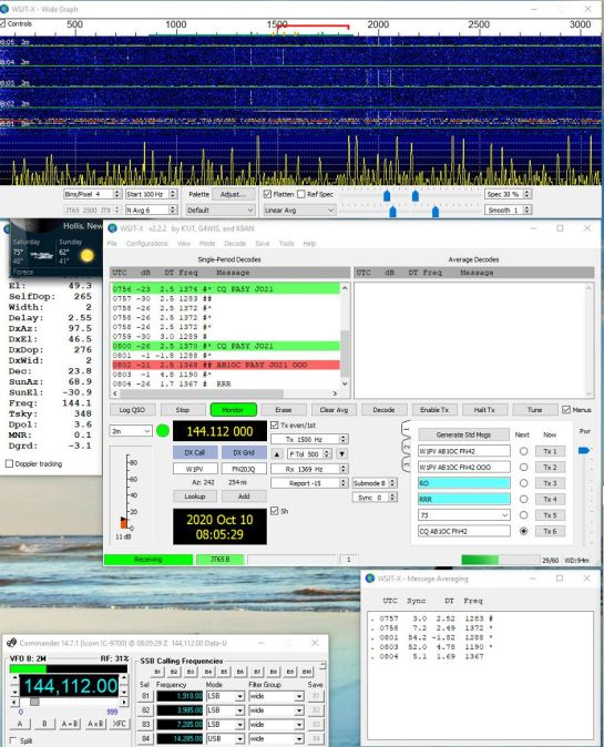 WSJT-X Software