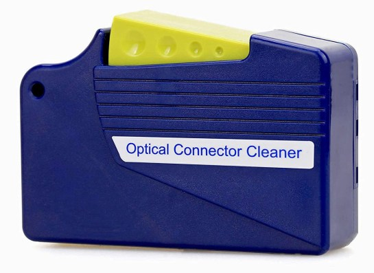 Optical Fiber Connector Cleaner