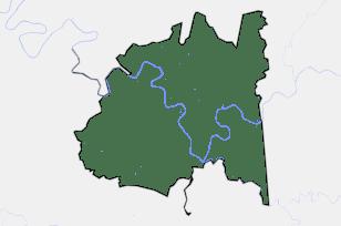 Population of Deckerville, Michigan (Village